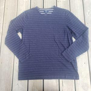 NWOT 1901 Striped long sleeve top